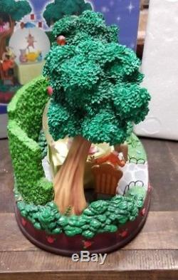 Disney Alice In Wonderland Tea Party Musical Snowglobe Unbirthday Song