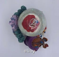 Disney Beauty And The Beast Snow Globe/Music Box, Plays Beauty & The Beast Song