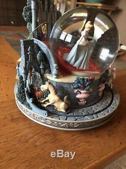 Disney Cinderella Musical Snowglobe