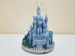 Disney Cinderella Wedding Musical Double Snowglobe