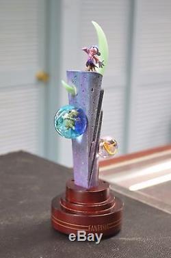 Disney Collectibles Mickey Fantasia Sorcerer's Apprentice Snow Globe Music Box