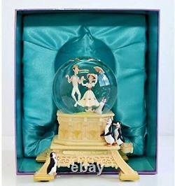 Disney Disneyland Paris Mary Poppins Snowglobe By Kevin And Jody Musical Snow