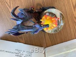 Disney Maleficent Snow Globe/Music Box #28564 in original box