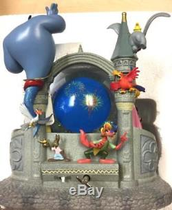 Disney Mickey Mouse and Friends large Musical Snow Globe (2016)