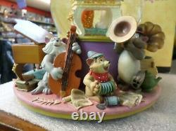 Disney Musical The Aristocats Snow Globe 7