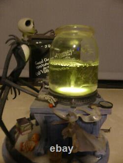 Disney Nightmare Before Christmas Jack Science Project Musical Globe