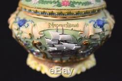 Disney PETER PAN Tinker Bell Neverland Music Box