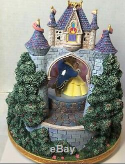 Disney Princesses Globe Musical beauty and the beast