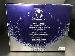 Disney Rescuers Down Under 30th Anniversary Music Snow Globe withBox Retired RARE