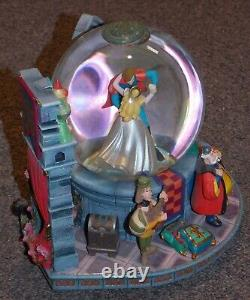 Disney Sleeping Beauty Once Upon The Dream Large Musical Snow Globe