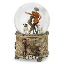 Disney Store 101 Dalmations Snow Globe Musicallight Up Pongoperdita New