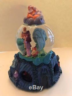 Disney Store Hercules Musical Snow Globe I Won't Say