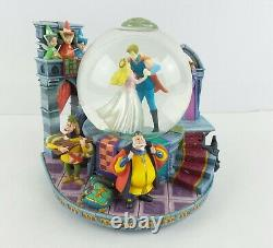 Disney Store Sleeping Beauty Once Upon The Dream Musical Princess Snow Globe