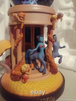 Disney Stores Walt Disney's Fantasia musical Snow globe, collectors item