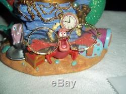 Disney The Little Mermaid-Ariel-Under the Sea Musical Snowglobe-NIB