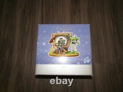 Disney Toy Story 2 Tv Snowglobe New Nib Youve Got A Friend Musical In Me Rare