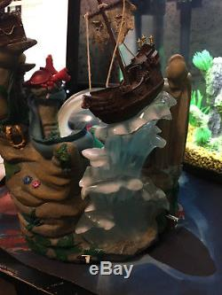 Disney's The Little Mermaid Ariel Music Box Snow Globe Part of Your World
