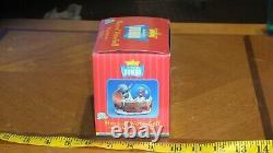 HTF Rare Walt Disney Store Dumbo Musical Waterball plays the Tune Calliope NIB