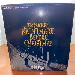 Nightmare Before Christmas Big Snow Globe Light Up With Music Box Disney H11inch