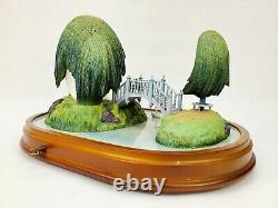 RARE 40th Anniversary of Mary Poppins Jolly Holiday Musical & Moving Snowglobe