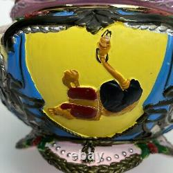 RARE Disney Music Box Beauty and the Beast and Belle