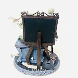 RARE Nightmare Before Christmas JACK SCIENCE PROJECT Musical Globe With Box