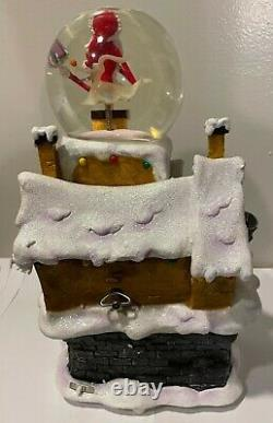 SUPER RARE! Nightmare Before Christmas Limited Edition Musical Snow globe