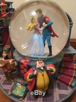Sleeping Beauty Musical Snow Globe Disney Store