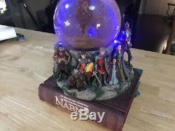 The Chronicles of Narnia Snow Globe by Disney, Musical box, lights